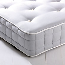 Buy John Lewis Ortho 1400 Pocket Spring Zip Link Mattress, Super King Size Online at johnlewis.com