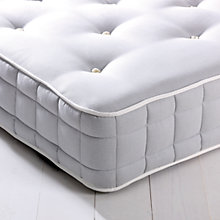 Buy John Lewis Ortho 1600 Pocket Spring Zip Link Mattress, Super King Size Online at johnlewis.com
