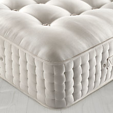 Buy John Lewis The Ultimate Collection Goat Angora Pocket Spring Mattress, Medium, Double Online at johnlewis.com