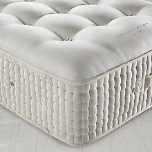 Buy John Lewis The Ultimate Collection Cashmere Pocket Spring Zip Link Mattress, King Size Online at johnlewis.com