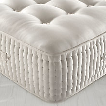 Buy John Lewis The Ultimate Collection Cashmere Pocket Spring Mattress Range Online at johnlewis.com