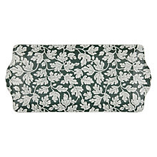 Buy Spode Ruskin House Sandwich Tray, Green / White Online at johnlewis.com