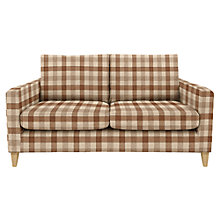 Buy John Lewis Bailey Medium Sofa, Light Legs Online at johnlewis.com