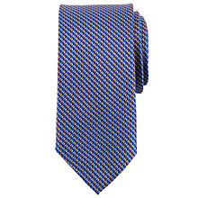 Buy John Lewis Vertical Stripe Silk Tie Online at johnlewis.com