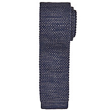 Buy Kin by John Lewis Lazenby Melange Knitted Tie Online at johnlewis.com