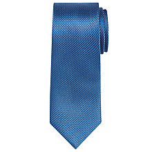 Buy John Lewis Semi Plain Silk Tie Online at johnlewis.com