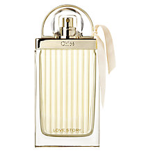 Buy Chloé Love Story Eau de Parfum Pre Packed Gift, 75ml Online at johnlewis.com