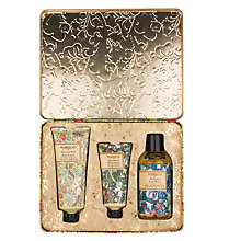 Buy Heathcote & Ivory Morris & Co Golden Lily Body Care Set Online at johnlewis.com