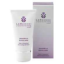 Buy LeRemedi Hand Silk Exfoliare Treatment, 50ml Online at johnlewis.com