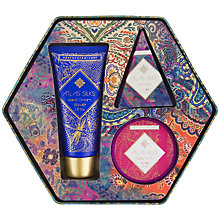 Buy Heathcote & Ivory Atlas Silk Exquisite Spa Set Online at johnlewis.com