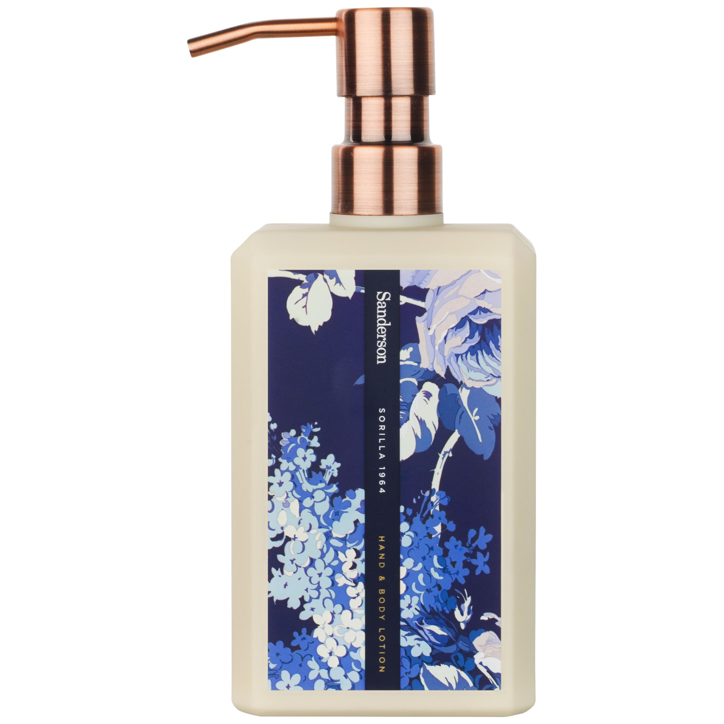 Sanderson Sanderson Sorilla 1964 Scented Hand & Body Lotion, 390ml