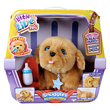 Buy Little Live Pets Snuggles My Dream Puppy Online at johnlewis.com