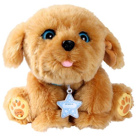 buy little live pets snuggles my dream puppy john lewis. Black Bedroom Furniture Sets. Home Design Ideas