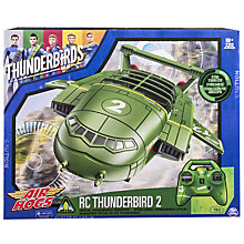 Buy Air Hogs Thunderbirds Remote Control Thunderbird 2 Online at johnlewis.com