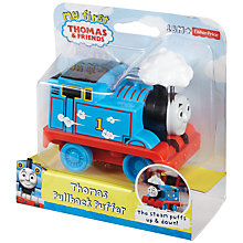 Buy Fisher-Price Thomas The Tank Engine Pullback Puffer, Assorted Online at johnlewis.com