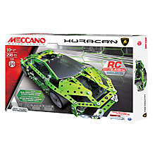 Buy Meccano Lamborgini Huracan Remote Control Supercar Set Online at johnlewis.com