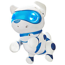 Buy Teksta Robotic Newborn Jumping Puppy Online at johnlewis.com