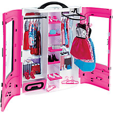 Buy Barbie Fashionista Ultimate Closet Online at johnlewis.com