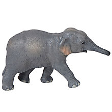 Buy Papo Figurines Baby Asian Elephant Online at johnlewis.com
