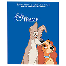 Buy Disney The Lady & The Tramp Book Online at johnlewis.com