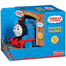 Buy Fisher-Price Thomas The Tank Engine Talking Small Engine, Assorted Online at johnlewis.com