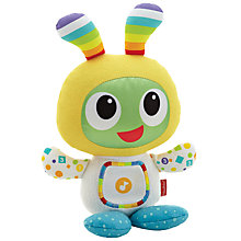 Buy Fisher-Price Groove & Glow BeatBo Online at johnlewis.com