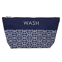 Buy John Lewis Chamonix Wash Bag Online at johnlewis.com