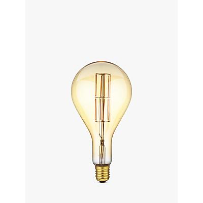 Calex XXL E40 Dimmable Filament Splash Bulb, Gold