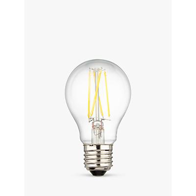 Calex 6W ES LED Filament Classic Bulb, Clear