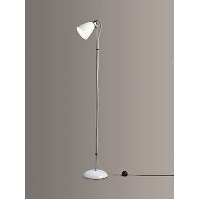 Original BTC Hector Medium Dome Floor Lamp, White