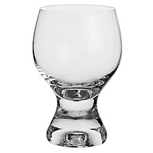 Buy John Lewis Curve White Wine Glass, 230ml Online at johnlewis.com