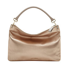 Buy Ted Baker Patrici Leather Shoulder Bag Online at johnlewis.com