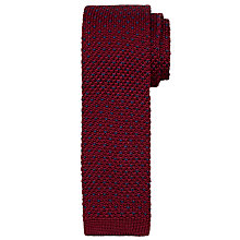 Buy John Lewis Knit Silk Tie Online at johnlewis.com