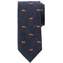 Buy John Lewis Wool Fox Tie Online at johnlewis.com