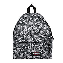 Buy Eastpak Padded Pak'r Backpack, Brize BW Online at johnlewis.com