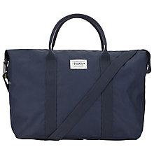 Buy Barbour Fleet Holdall, Navy Online at johnlewis.com