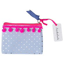 Buy Rockahula Girls' Pom Pom Purse, Multi Online at johnlewis.com