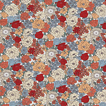 Buy Sketchy Floral Print Fabric Online at johnlewis.com