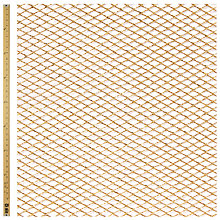 Buy John Lewis Metallic Mesh Fabric Online at johnlewis.com