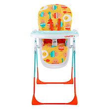 Buy Cosatto Noodle Supa Highchair, Egg and Spoon Online at johnlewis.com