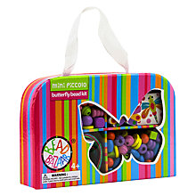 Buy Mini Piccolo Butterfly Bead Kit Online at johnlewis.com