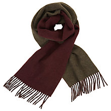Buy Polo Ralph Lauren Reverse Scarf Online at johnlewis.com