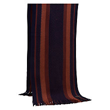 Buy Ted Baker Rachel Scarf, Navy Online at johnlewis.com