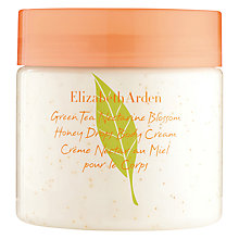 Buy Elizabeth Arden Green Tea Nectarine Blossom Honey Drops Body Cream, 500ml Online at johnlewis.com