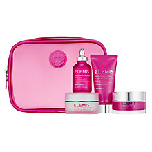 Buy Elemis Breast Cancer Care Wellbeing Collection Online at johnlewis.com