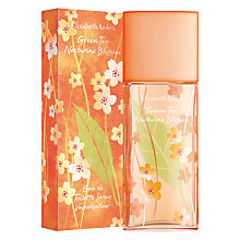 Buy Elizabeth Arden Green Tea Nectarine Blossom Eau de Toilette, 100ml Online at johnlewis.com