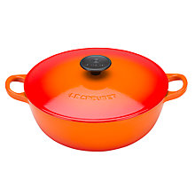 Buy Le Creuset 24cm Bouillabaisse Online at johnlewis.com