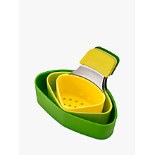 Buy Joseph Joseph Nest Steamer Basket Set, 3 Piece Online at johnlewis.com