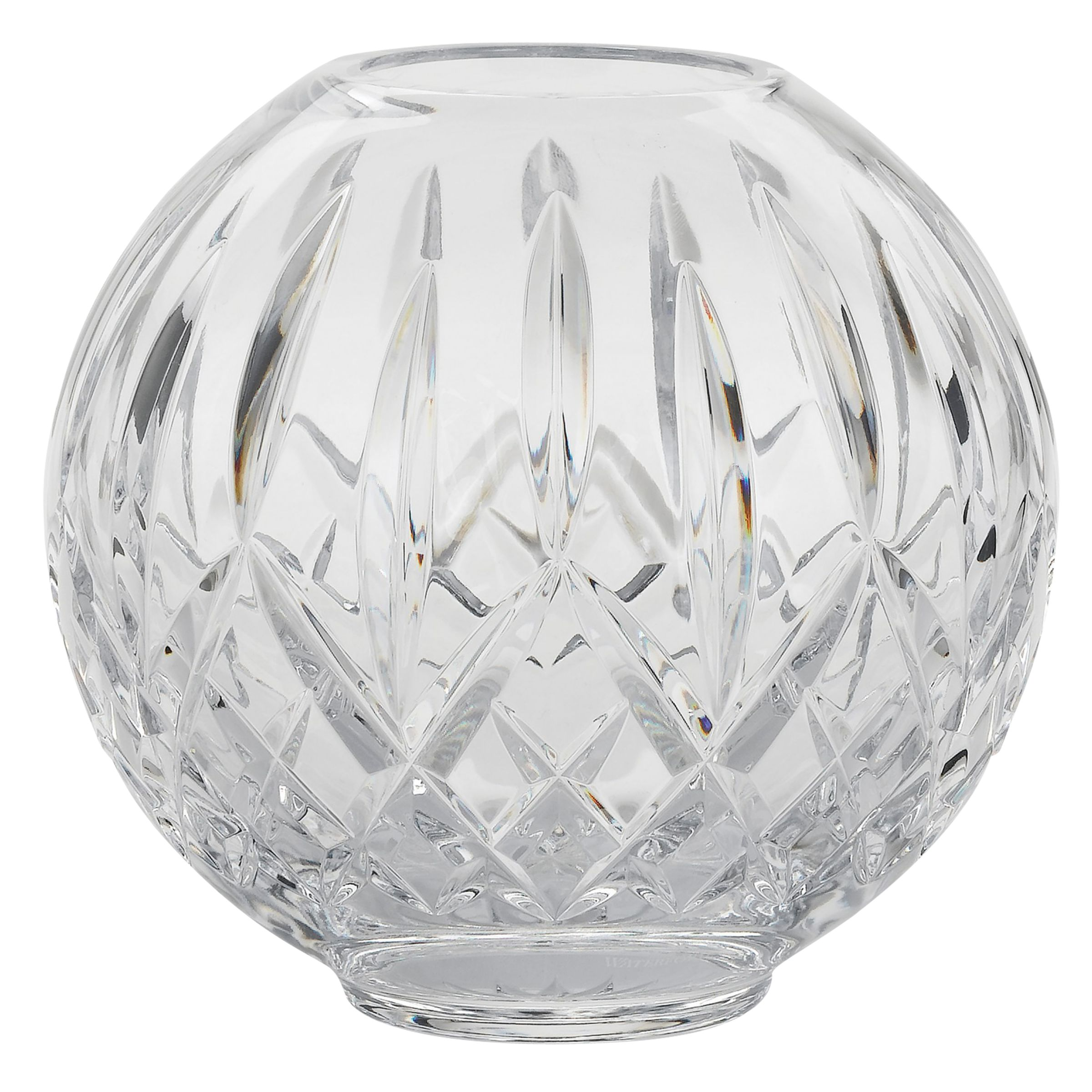 Waterford Waterford Lismore 15cm Rose Bowl, Clear