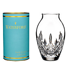 Buy Waterford Giftology Lismore Candy Bud Vase, Clear Online at johnlewis.com